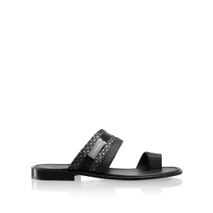 ec2aec0461 Men's Leather Sliders & Toe-Post Sandals   Russell & Bromley
