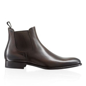 07f1eb40298df BEECHWOOD Classic Chelsea Boot in Brown Leather | Russell & Bromley