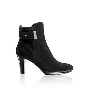 4f0262637e615 Heeled Ankle   Knee-High Boots