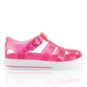 bc0425c54f56 IGOR JELLY Jelly Fisherman Sandal in Pink Jelly