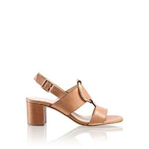e49f264cb1 TRICK. Block Heel Sandal