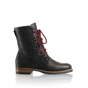 c7ceb1f3cfe HUGGY Hiking Boot in Black Leather   Russell & Bromley