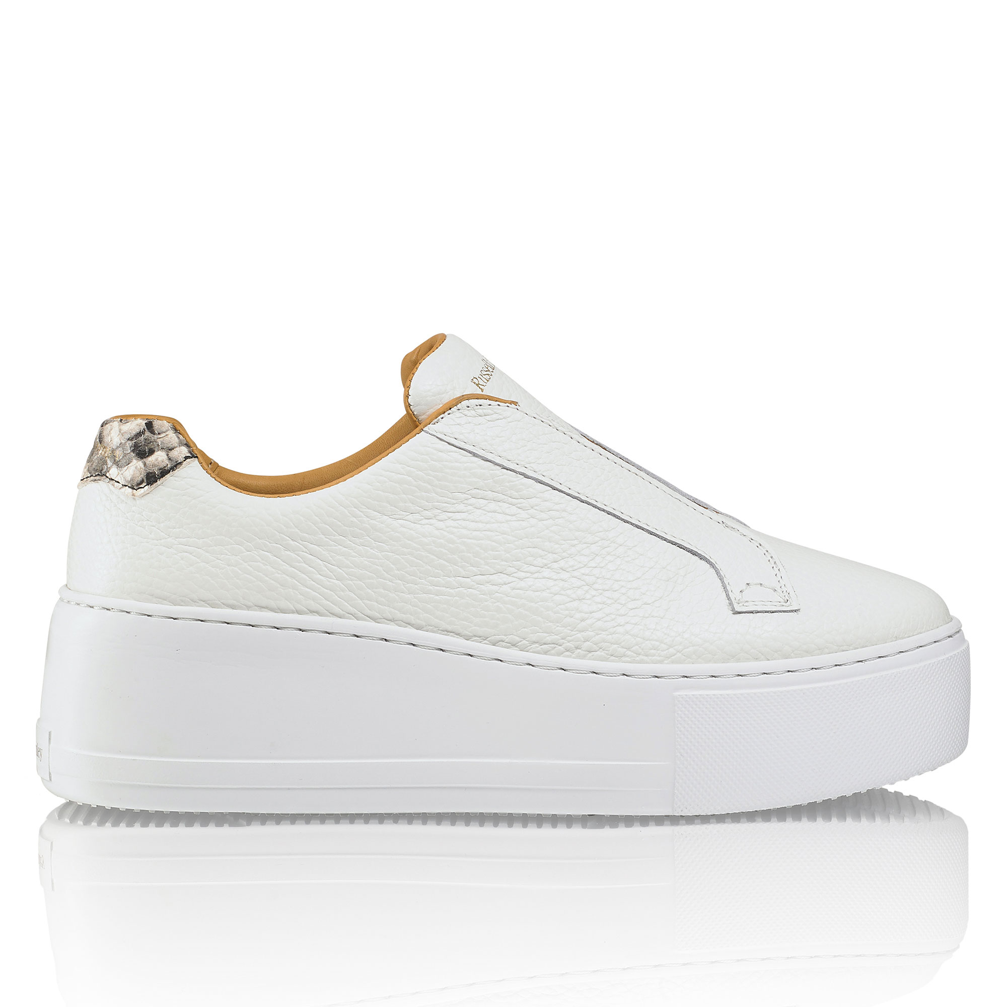 PARK UP Flatform Laceless Sneaker in