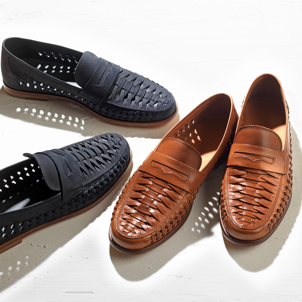 0da27d0229caa Men's Designer Shoes and Boots   Luxury Shoes   Russell & Bromley
